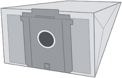 Aldi QU 110 EIO BS 48//1 Basic-Set Staubbeutel für Tchibo TCM 235 067