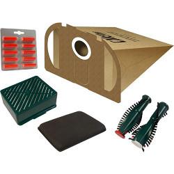staubsaugerbeutel passend f r vorwerk filterset zubeh r. Black Bedroom Furniture Sets. Home Design Ideas
